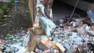 More Pics Of St Lukes Huddersfield Asbestos Scare