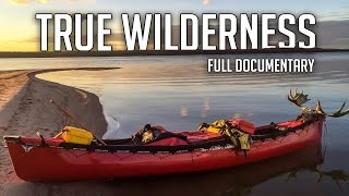 14-Day True Wilderness Camṗing Adventure - Northern Saskatchewan - Full Documentary