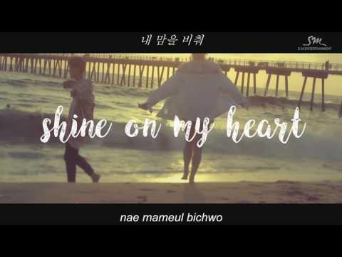 Starlight ♡ Taeyeon (태연) feat. DEAN [ENG LYRICS]