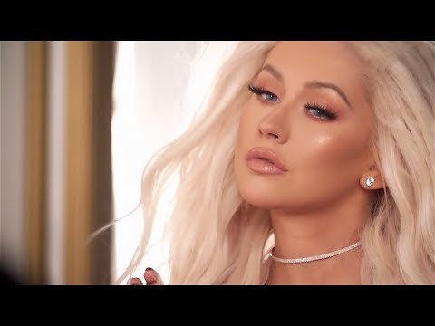 Christina Aguilera - ''Definition Fragrance'' (Behind The Scenes) 💕