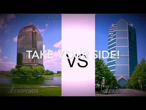 Oakbrook Terrace Tower vs The Gallagher Building