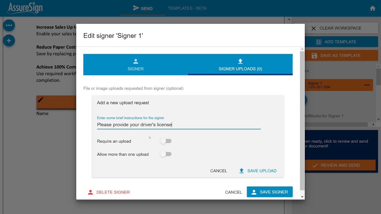 Download How to Enable Signer Attachments in Simple Setup