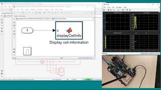 Hardware-Software Prototyping of an LTE MIB Recovery Design