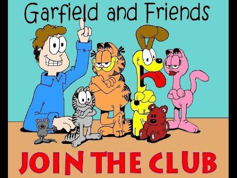 Garfield and Friends - Ep.1 - Peace and Quiet, Wanted Wade, Garfield Goes Hawaiian