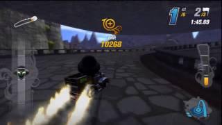 Top Tracks Race - ModNation Racers Gameplay