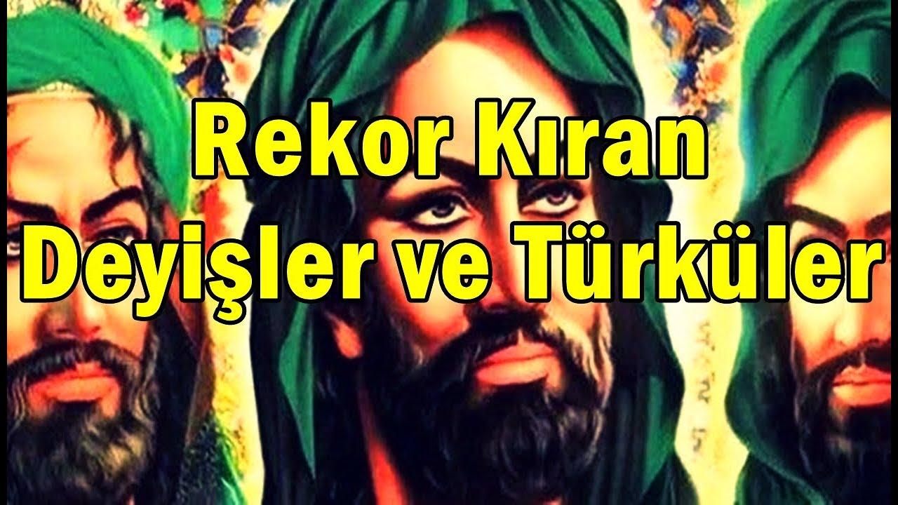 HAREKETLİ DEYİŞLER-TÜRKÜLER- Hareketli Alevi Türküleri