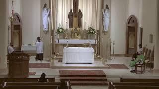 Twenty Eighth Sunday in Ordinary Time - 10:30 AM Mass at St. Joseph's (10.11.20)