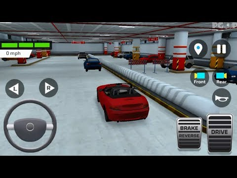Game For Android - Parking Garage | Car Driving & Parking School - Ep2