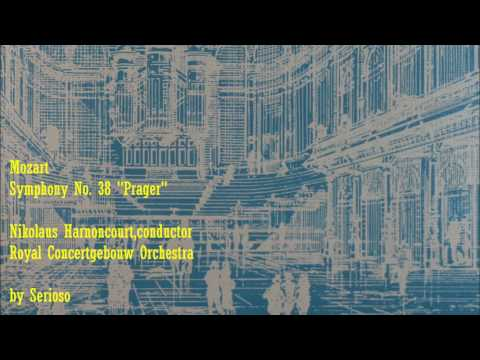 Mozart, Symphony No 38, Harnoncourt