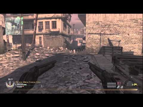 Model 1887 Nuke Akimbo (Post Patch) 35 - 2 MW2 Team Deathmatch