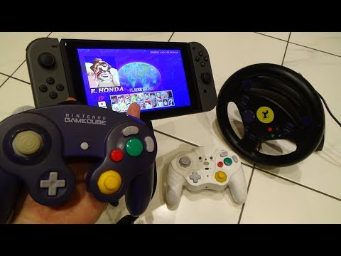 How to Use GameCube Controllers on the Nintendo Switch