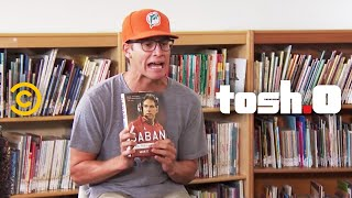 Repeat youtube video Tosh.0 - Unauthorized Biography of Nick Saban