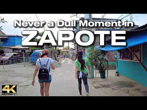 ZAPOTE Bacoor Cavite Philippines - Virtual Tour [4K]