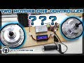 Can one Speed Controller Run two Hub Motors???