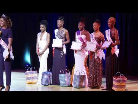 MISS UGANDA 2017 FINALISTS & WINNER JAN MUKIIBI