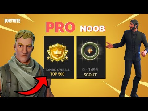 WHAT Is TRN Rating ? And HOW To Get A Better TRN Rating In FORTNITE?