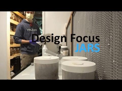WTF VLOG -07 - Design Focus - JARS for Grain Spawn