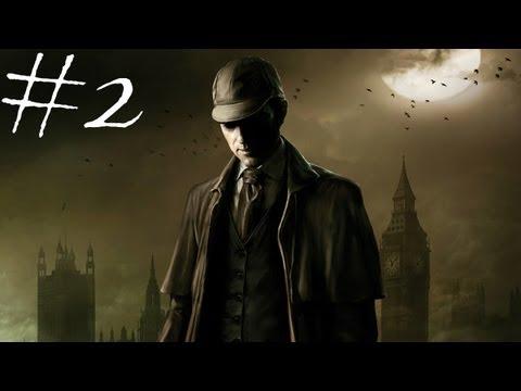 The Testament Of Sherlock Holmes - Walkthrough - Part 2 - Mutilated Bishop