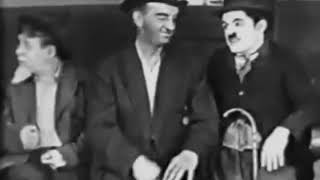 "Oliver Hardy & Billy West as ""Fake Chaplin"" - Candy Kid (Laurel & Hardy)"