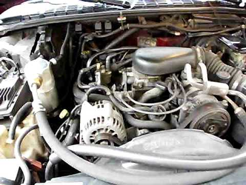 hqdefault 1997 chevy blazer not disengaging from 4 wheel drive to 2 wheel Chevrolet Engine Wiring Diagram at bayanpartner.co