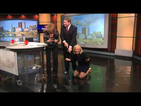 Good Day Columbus: Katie Garner Tests the 5-Second Rule ...
