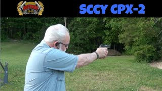 SCCY CPX-2 9mm Pistol Shooting Review