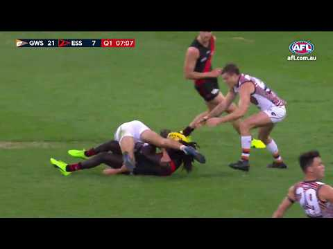 The 10 best moments from round 11 - AFL