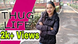 Thug Life   Bhangra   Diljit Dosanjh   Dance ignited  Subscribers Request Part -1