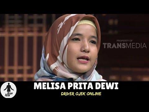 MELISA, Driver Ojek Online Cantik Berjiwa Sosial | HITAM PUTIH (08/06/18) 3-4 Mp3