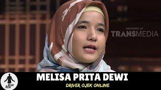 MELISA, Driver Ojek Online Cantik Berjiwa Sosial | HITAM PUTIH (08/06/18) 3-4