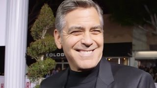 George Clooney & Cast Talk Hail Caesar At Premiere