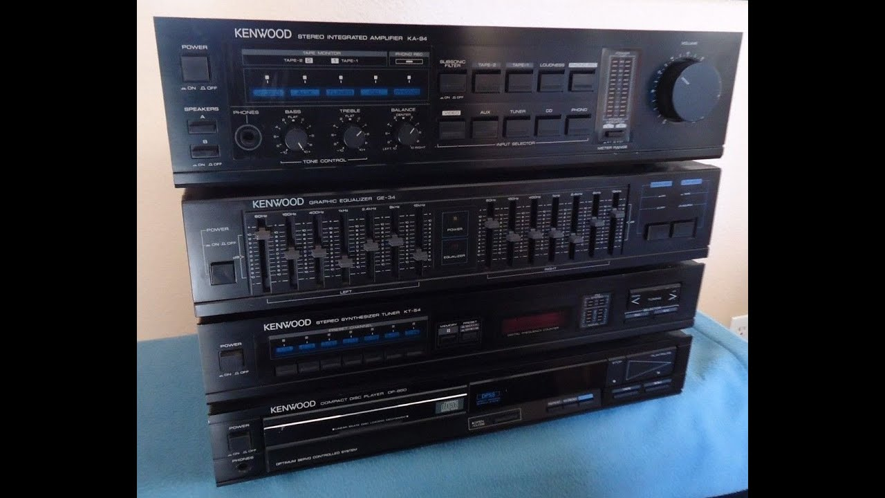 Kenwood Audio System
