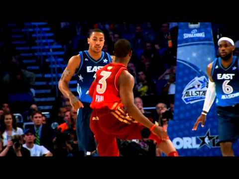 NBA All Star Game 2012   Run This Town HD