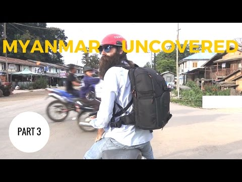 Myanmar Uncovered Part 3: Pyin Oo Lwin | Train Travel | Goteik viaduct