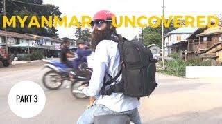 Myanmar Uncovered Part 3: Pyin Oo Lwin   Train Travel   Goteik viaduct