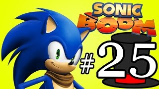 Sonic Boom: Rise of Lyric - Part 25 - Buzz Saw Squid - Frantic Chaps