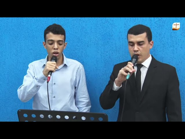 Quão Grande És Tu   Elias e Edmar   Tabernáculo da Fé Campinas/SP