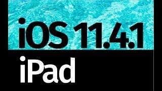 How to Update to iOS 11.4.1 - iPad Pro iPad Air iPad mini 2 iPad