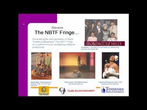 2011 National Black Theatre Festival