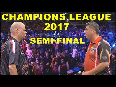van Barneveld v Suljović [SF] 2017 Champions League of Darts