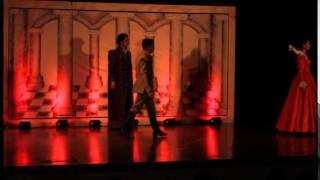 Los dos Hidalgos de Verona de William Shakespeare - Compañía Nacional de las Artes