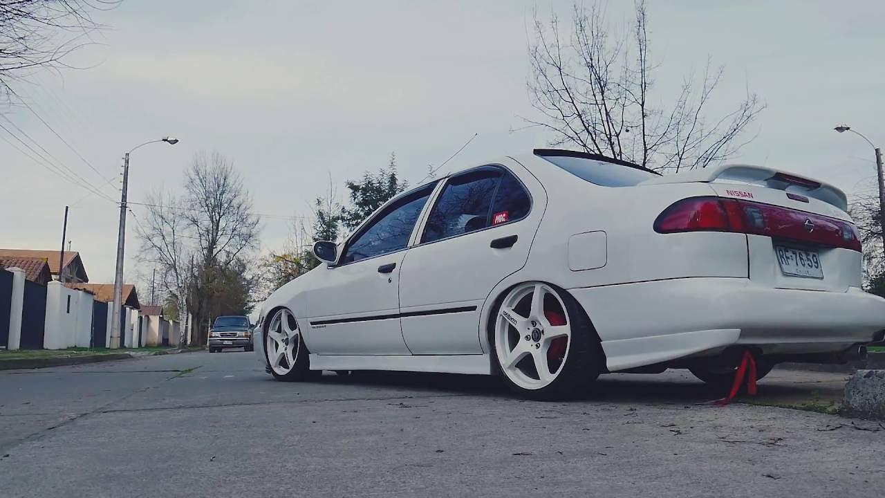 Nissan sentra II | Ivan Fuentes | MusoStance - YouTube