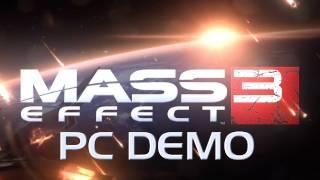 Mass Effect 3 - PC Demo w/ Creature Shepard (1080p HD)
