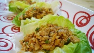 Chicken Lettuce Wraps Recipe-asian-how To Make-easy-diane Kometa-dishin' With Di Recipe Video #10