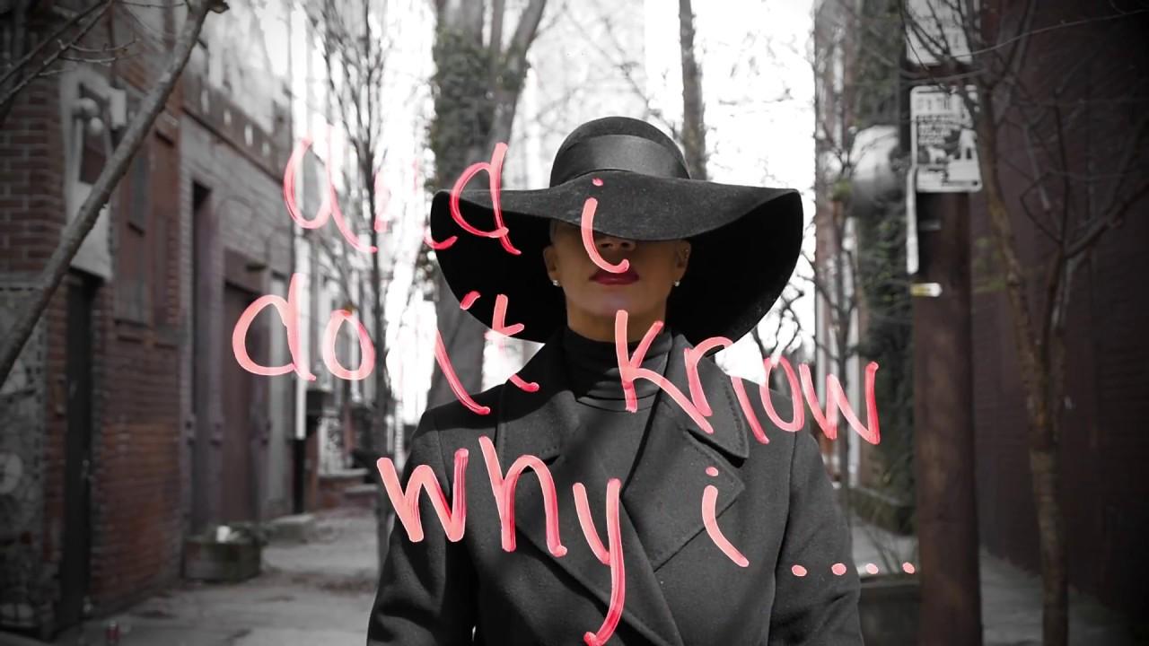 Regina Madre - I Keep Holdin On - Lyric Music Video