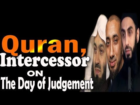 Have The Quran As A Lawyer For Judgement Day | Mufti Menk With Nouman Ali Khan  & Ali Hammuda