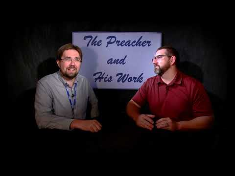 Preacher and His Work - PTP Edition - Stephen Hughes