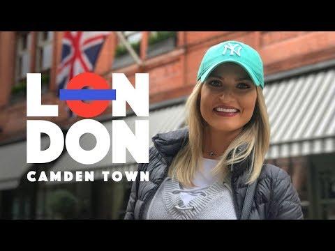 Londres | Camden Town | Museu Britânico - vlog de viagem na Europa - Ep.6