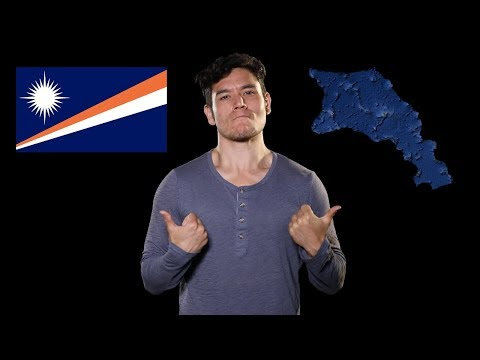 Geography Now! MARSHALL ISLANDS