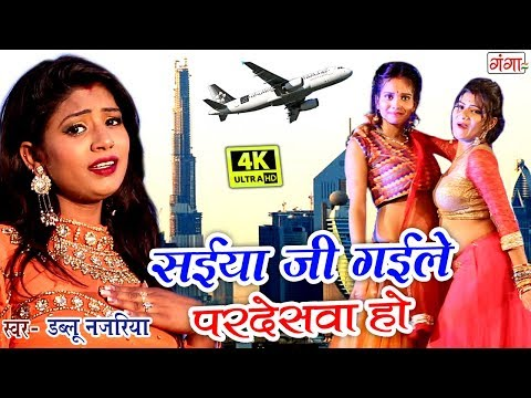 सईया जी गईले परदेसवा हो - Saiya Ji Gaile Pardeshwa Ho - NEW BHOJPURI SONGS 2018